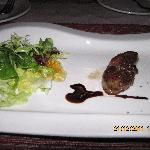 the overcooked Foie Gras