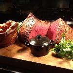 Our Sunday roast board