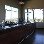 Andis tasting room