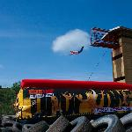 The Drop Zone, exclusive adrenaline pumping action at Todds Leap, Ballygawley.