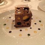 Chocolat en cage... de chocolat...