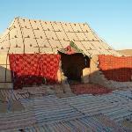 Base camp tent