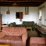 Lounge at Antbear Guest House