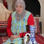 Notre mama Fatima