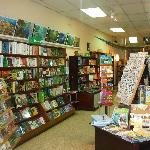 Inside Bookstore Costa Rica