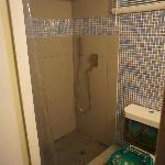 Bathroom / remodelled shower
