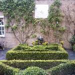Garden off lounge