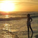 Praia Grande - La playa del ocultamiento del sol
