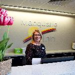 Macquarie Inn Reception