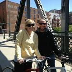 Biking in Denver!