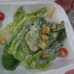 Yummy Caesar Salad