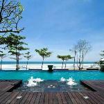 restaurant view of beach