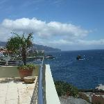 Another view from the balcony