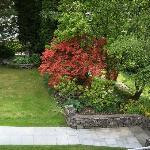The gardens of Kirkstone Foot
