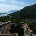 View from Venetian castle
