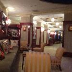 Lounge towards foyer
