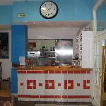 Cafeteria del Hostal Las Acacias