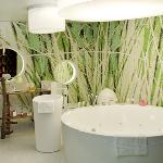 Salle de bain chambre Femme