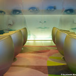 prizeotel Bremen-City, Lounge designed by Karim Rashid