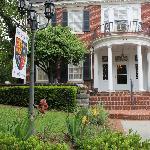 Charming historical inn