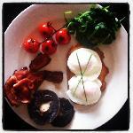 Breakfast at Soto