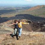 Cerro Negro with Anry