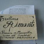 Photo of Rimante
