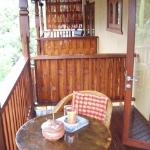 Verandas - breakfast and outside main bedroom