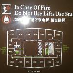 87th Floor Plan
