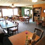 Bright Morning Inn's restaurant