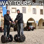 SEGWAY TOURS Cesky Krumlov