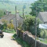 Wetton village