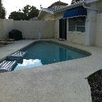 Private Pool - we loved it!