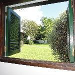 Kamer met uitzicht op tuin