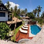 Photo de Koh Tao Heights Boutique Villas
