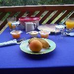Graaaaan desayuno