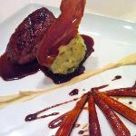 Foto de Cafe des Amis Fine Dining