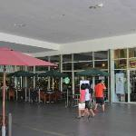 Starbucks in the SM Mall Clark