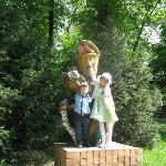 Маша и медведь, можно показать деткам кусочек нашего детства