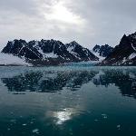 Magdalenefjorden - Svalbard 79,6 degrees parallels
