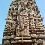 deatail  inticracy of  main  temple  Brahmeswar