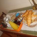 Villa Trianon - Petit déjeuner copieux