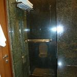 granite bath and shower