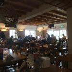 restaurant, ontbijtzaal
