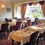 Award winning breakfast served in our stylish dining room