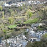 Thw white villages on the way - stunning!