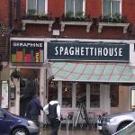 Spaghetti House Kensington Rd.