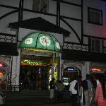 Nahar Sidewalk Cafe