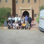 Grupo Viaje 4x4  desde Mallorca Abril 2012