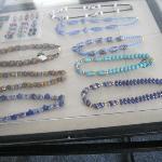Murano glass objects